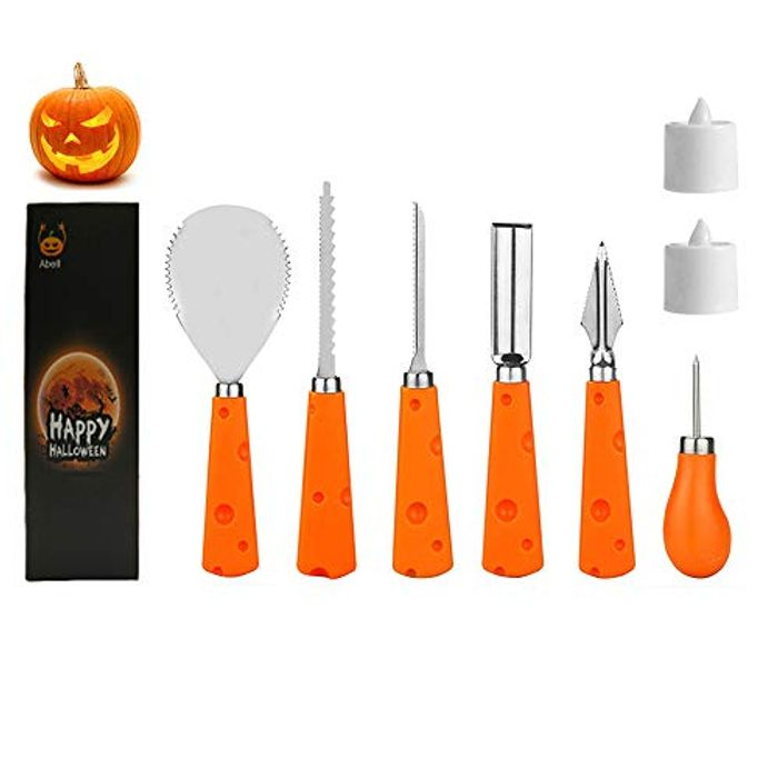 Pumpkin Carving Kit £2.40 with Code from £11.99