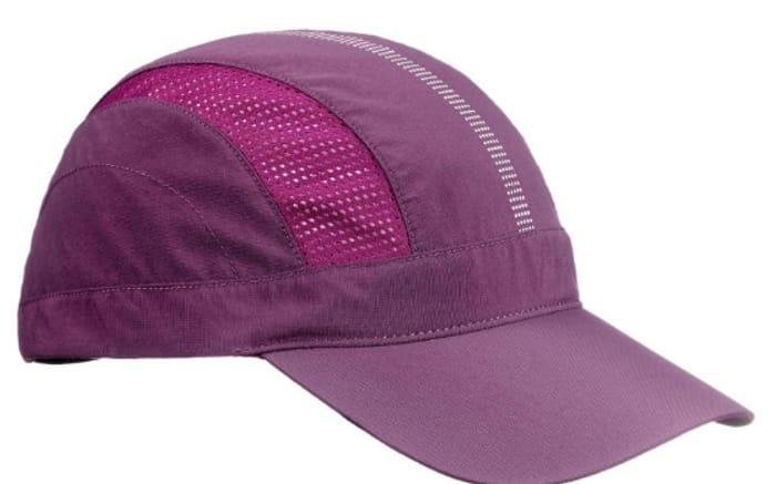 FORCLAZ Trek 700 Mountain Trekking Cap - Purple