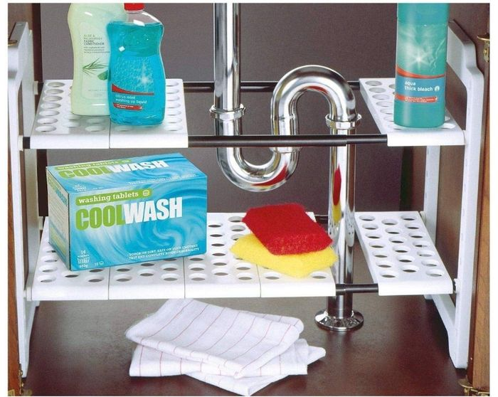 Addis under Sink Storage Shelve/Shelving Unit