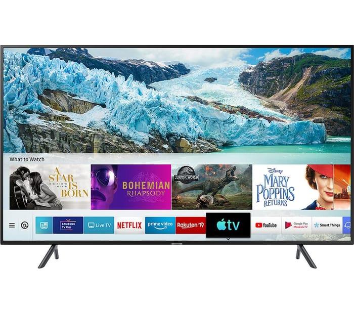 "SAMSUNG UE58RU7100KXXU 58"" Smart 4K Ultra HD HDR LED TV - £431.10 at Epoints"