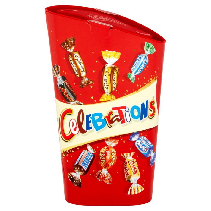 Tub of Celebration £3 Each or 2 for £4!