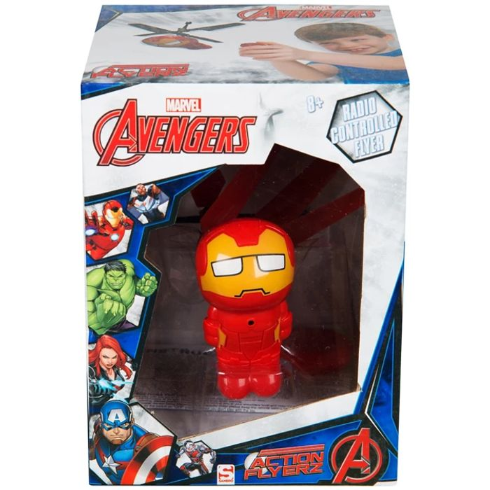 The Avengers - Ironman Action Flyerz Toy