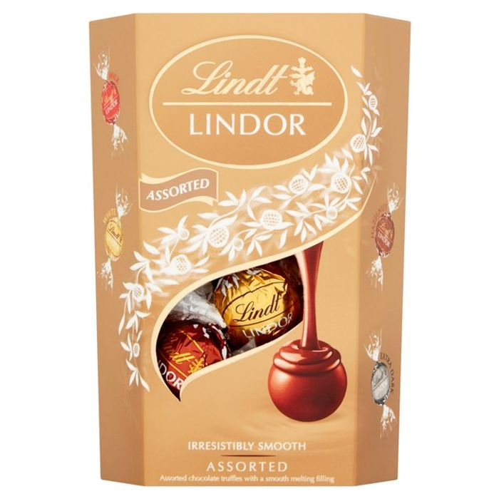 Special Offer 3 X Boxes of Lindt Lindor 200g for £10 (Various Flavours)