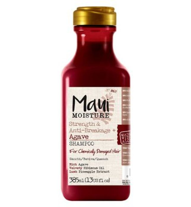 Maui Moisture Strength & Anti-Breakage Agave Shampoo 385ml