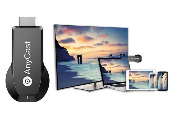 AnyCast Bluetooth Dongle - Stream to Your TV!