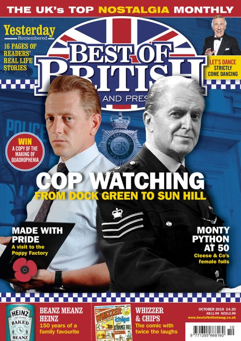 Claim Your Free Best of British Back Issue
