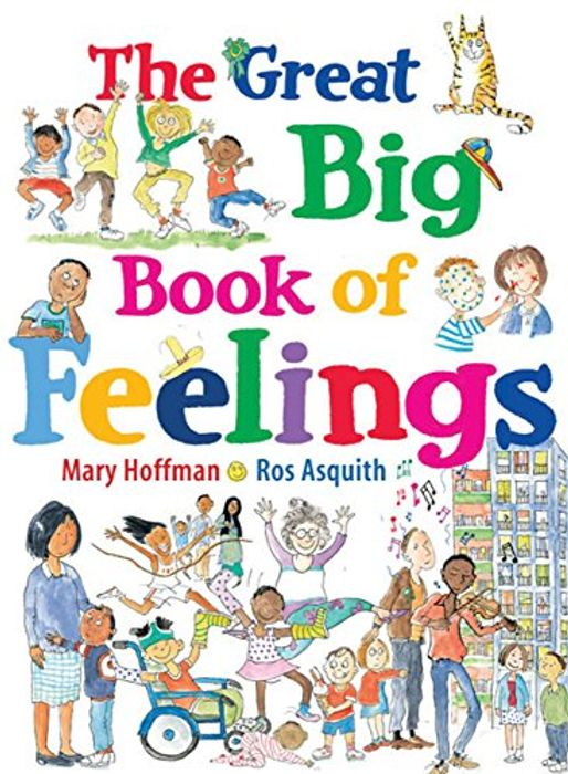 The Great Big Book of Feelings Paperback - 38% Off!