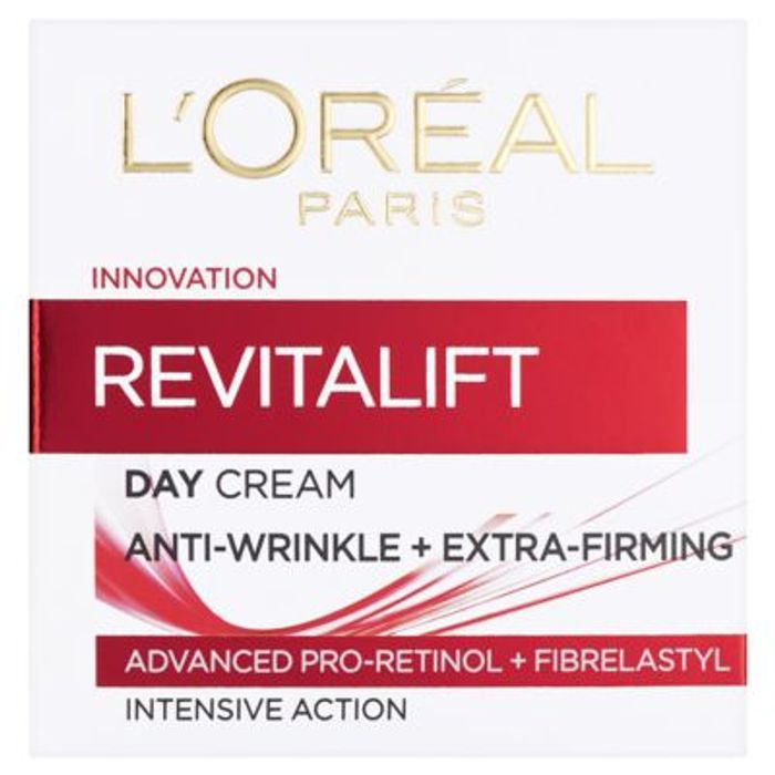 LOral Revitalift Anti Wrinkle Firming Day Cream - HALF PRICE!