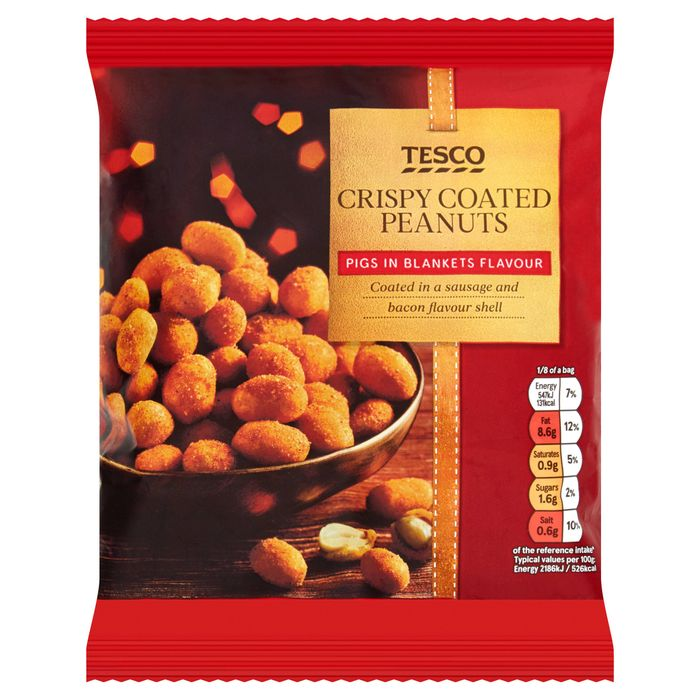 Pigs in Blanket Flavour Peanuts