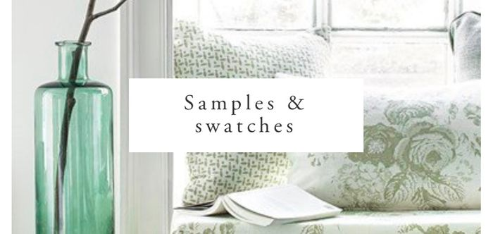 6 Free Fabric Swatches!
