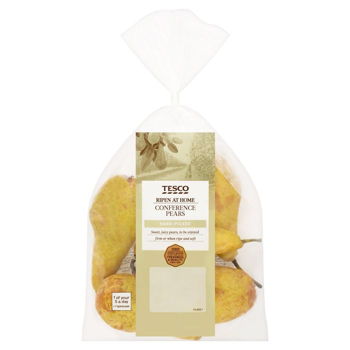 Tesco Conference Pears Pack 610G
