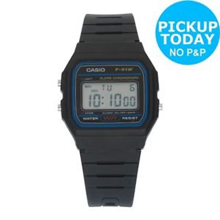 Wristwatch Deals under £10 from Argos Ebay Store (Men's, Womens & Children)