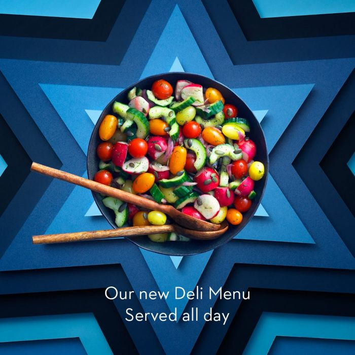 50% off next Deli Menu Item with Caffe Nero App Using DELIFRESH2019
