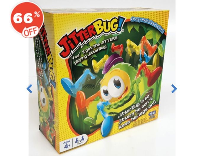 JitterBug Game, Was £20, Now £6.66!