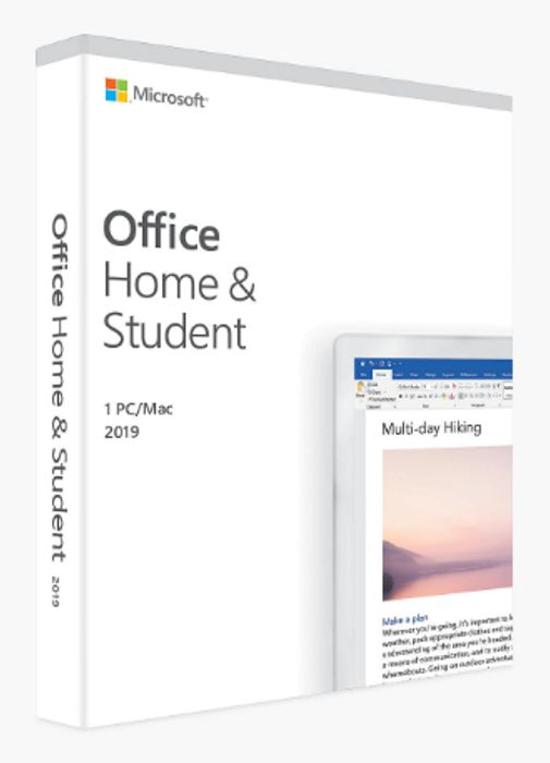 £70 offMicrosoft Office Home and Student 2019 Software