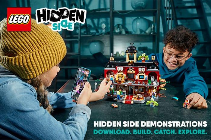 FREE LEGO Hidden Side Demo Event at Smyths Nationwide