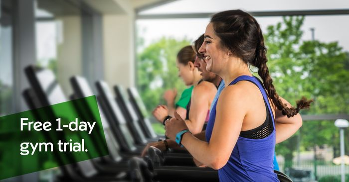 Book Your Free One-Day Gym Trial
