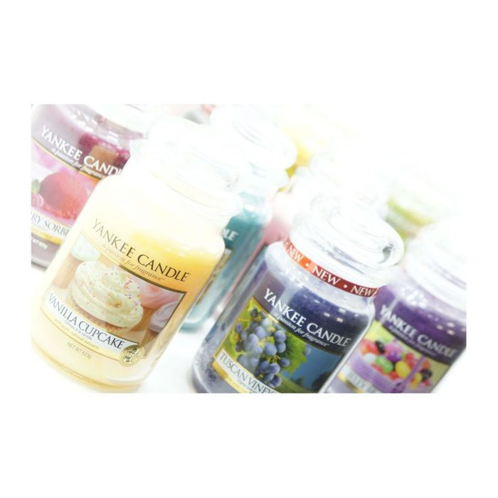 Yankee Candle 6 X Classic Large Jar 623g Candles