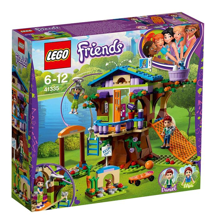 LEGO FRIENDS - Mia's Tree House (41335)