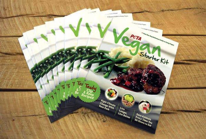 Free Vegan Starter Kit!