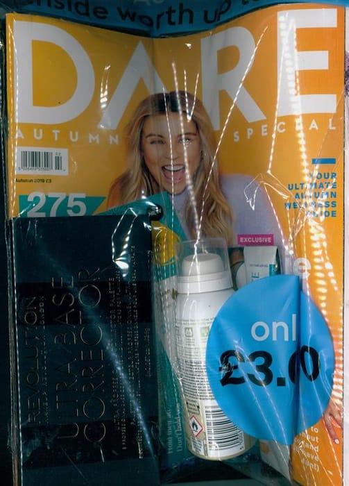 NEW Dare Magazine with Good Freebies