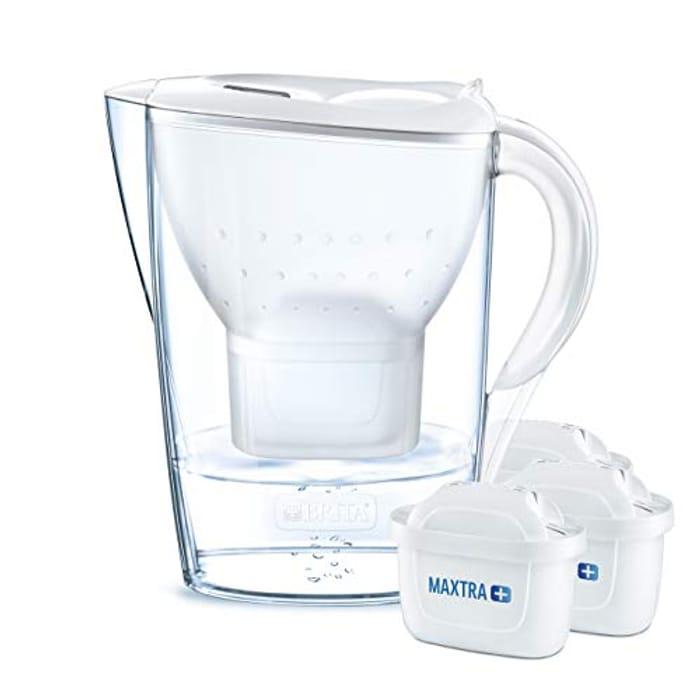BRITA Marella Water Filter Jug - Only £18.59!