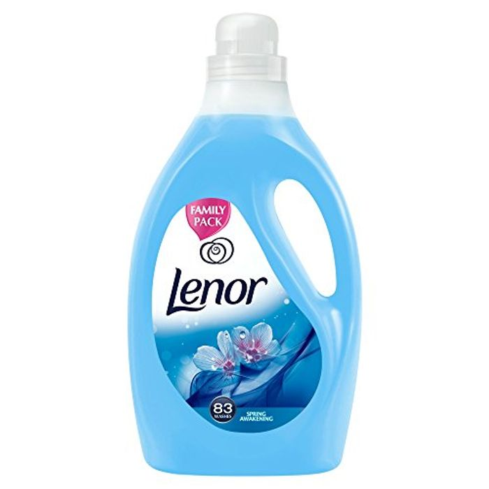 Lenor Fabric Conditioner Spring Awakening Scent Pack of 4 - 58% Off!
