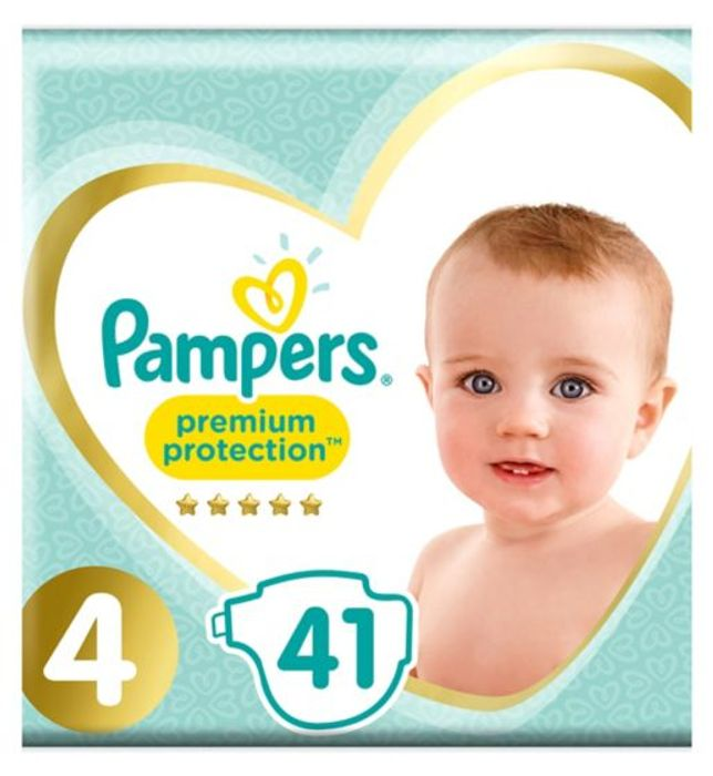 Special Offer Buy 1 Get 1 Free on Selected Pampers Nappies