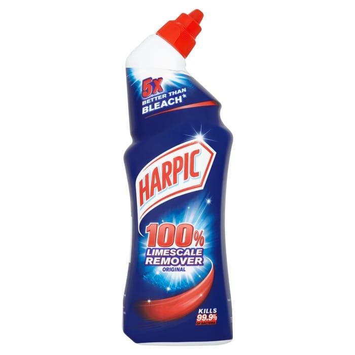 Harpic Limescale Remover Original Toilet Cleaner 750 Ml