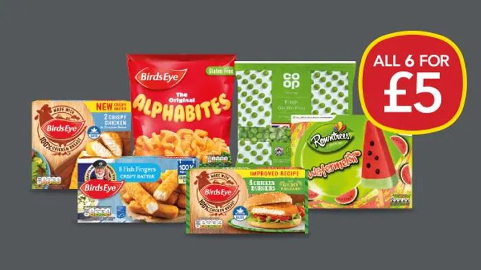 New Co-Op £5 Meal Deal - Save £5.15!