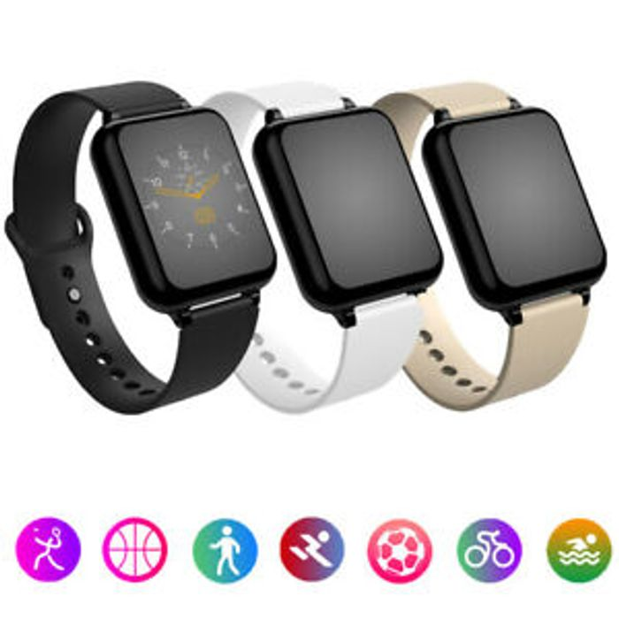 Best Price Waterproof Smart Watch with Fitness Tracker