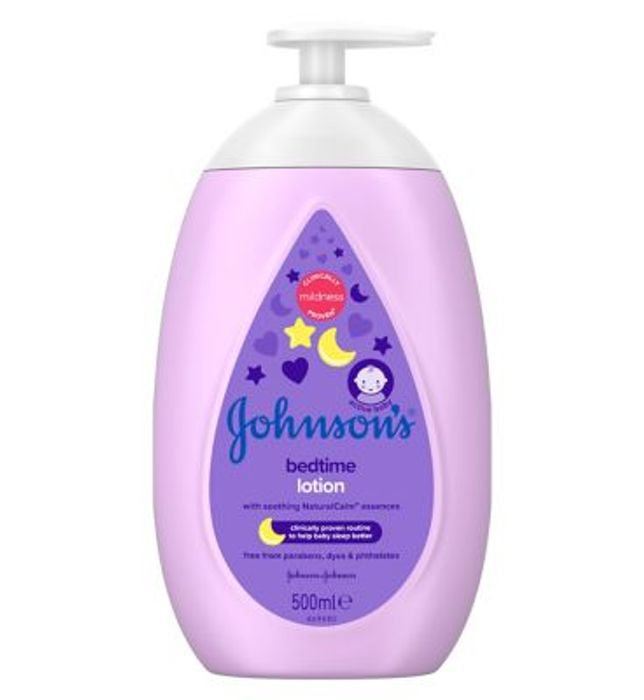 Cheap Johnsons Bedtime Baby Lotion 500ml with 33% Discount - Great buy!