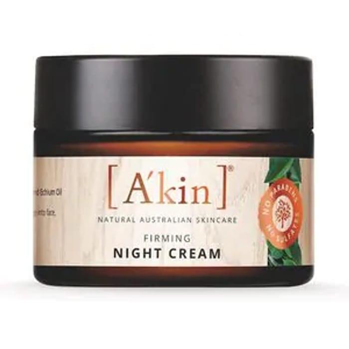 A'kin Age Defy Firming Night Cream 50ml