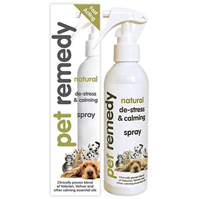 Best Ever Price! 34% Off! Pet Remedy Calming Spray, 200 Ml