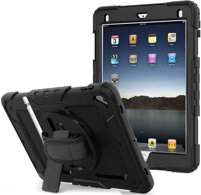 Deal Stack - Case for iPad - 10% off + Lightning Deal