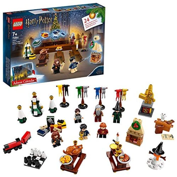Best Ever Price! LEGO 75964 Harry Potter Advent Calendar 2019