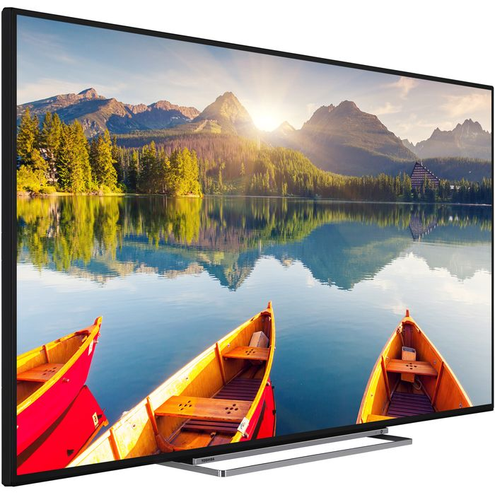 """Toshiba 65"""" Smart 4K Ultra HD TV with Dolby Vision and Freeview Play - Save £70!"""