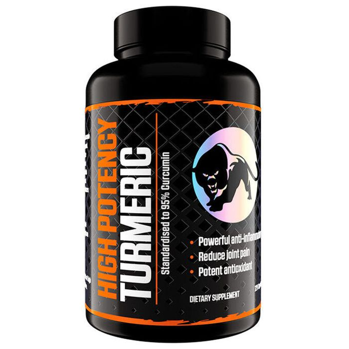 £15.98 off High Potency Turmeric Orders at Predator Nutrition