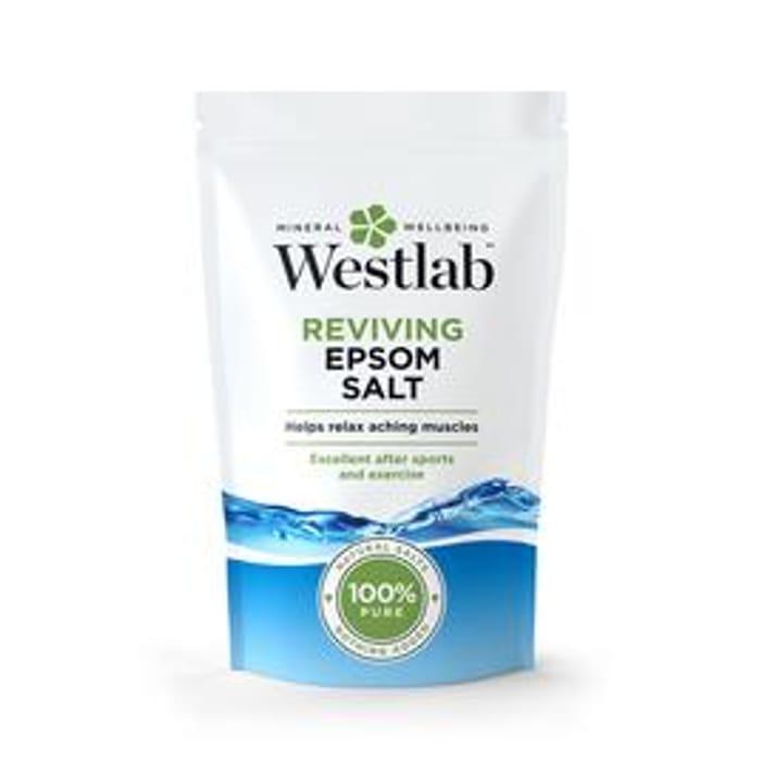 Westlab Epsom Bath Salts 1kg