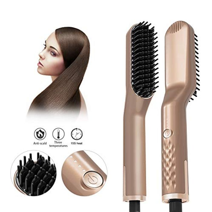 Hair Straightener Comb 2.0 Electric