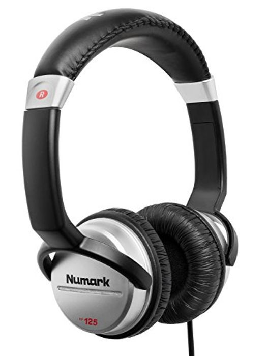 *Only £7.49* Numark HF125 | Ultra-Portable Professional Headphones