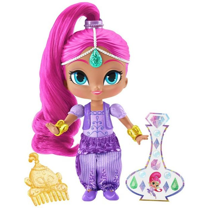 Cheap Shimmer and Shine Shimmer Doll at Argos, Only £6