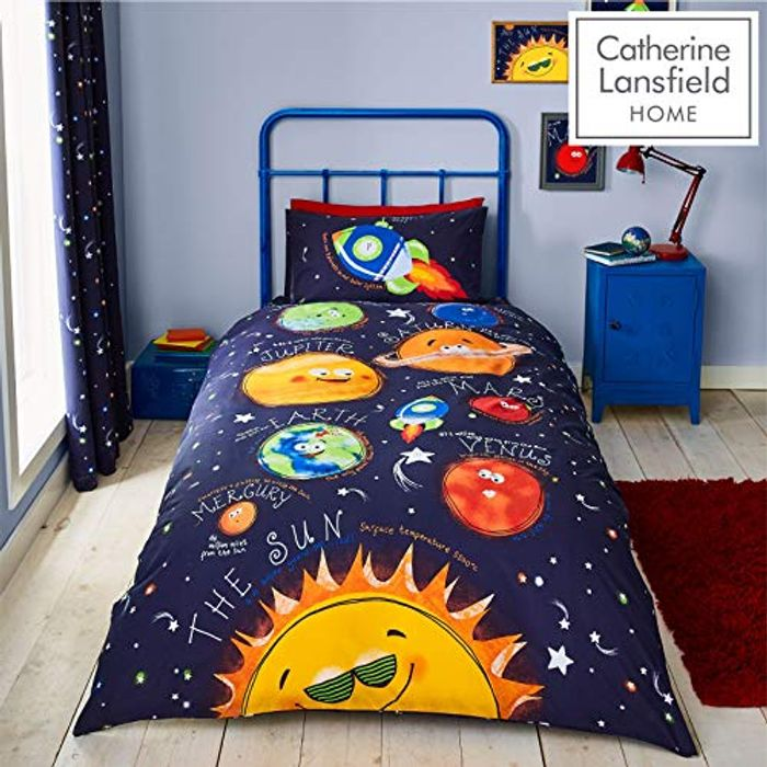 Single Space Bed Set