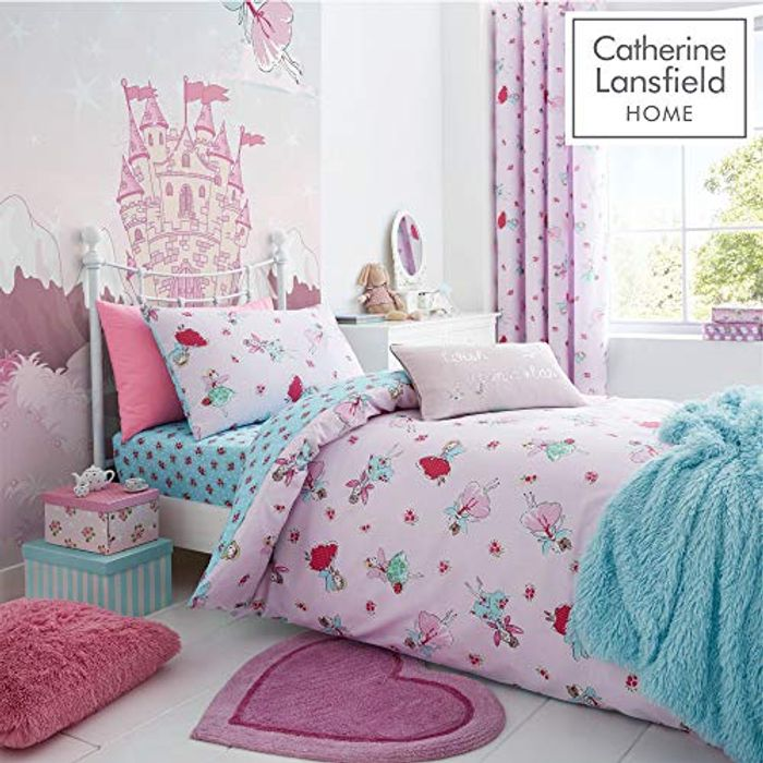 Single Bed Set Fairies