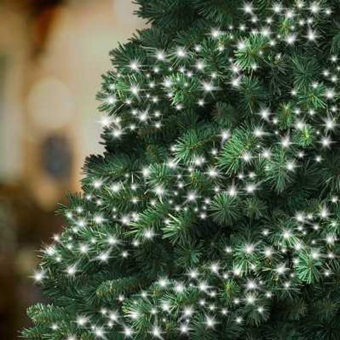 Cluster Lights 480 LED Warm White