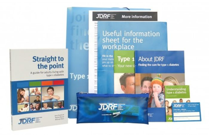 Free Information Leaflets and Packs for Children and Adults with Type 1 Diabetes