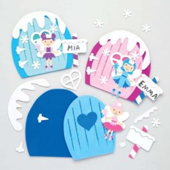 Winter Fairy Door Kits - Save upto 58%