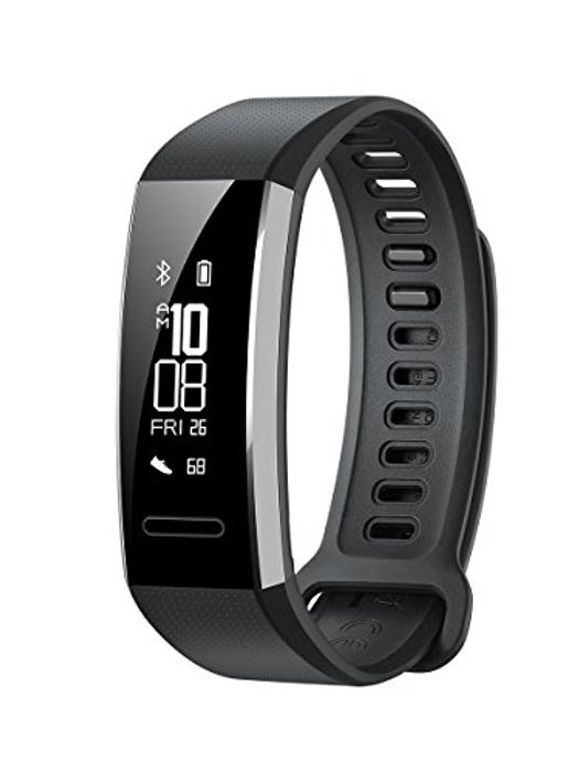 Huawei Band 2 Pro Fitness Wristband Activity Tracker - Black (Built-in GPS