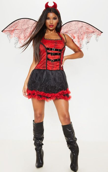 Red Devil Fairy Costume - Only £25!