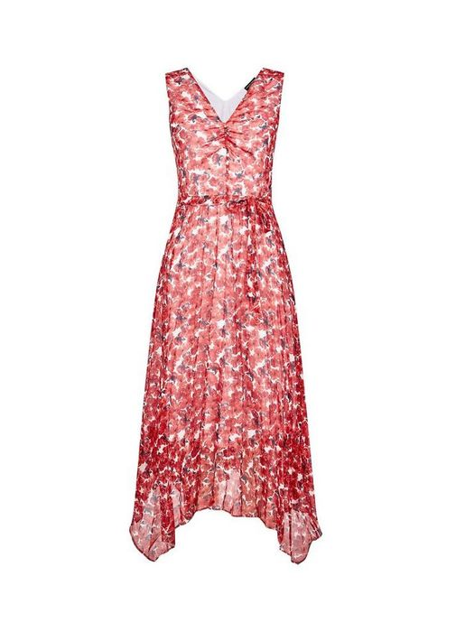 Rose Print Sleeveless Midi Dress at Dorothy Perkins - Only £20!